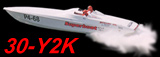APBA or SBI Offshore Race Boat OR Pleasure Poker Run Boat
