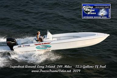 Superboat Powerboats - Offshore Racing and Fast Boats